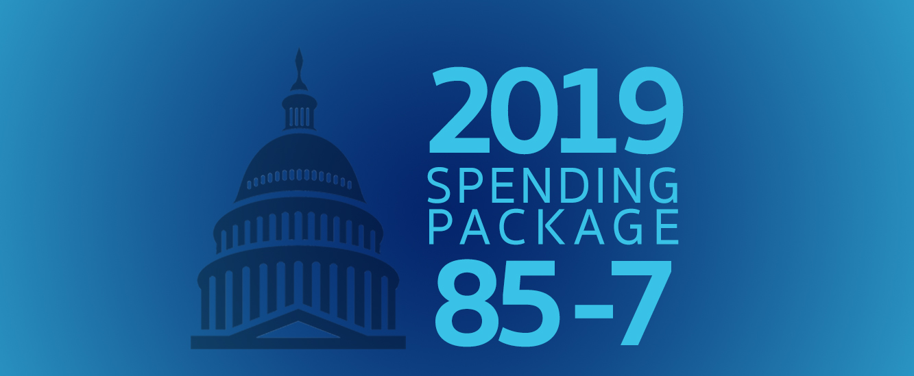 Senate-Passed $857 Billion Appropriations Package Boosts Health Spending
